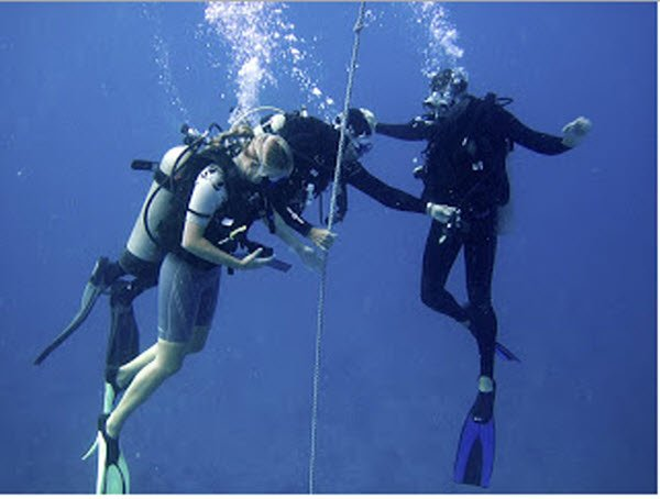 """""""Scuba Diving in St. Mary"""""""