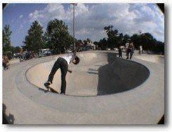 Wilson Skate Park, Chicago