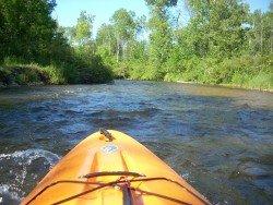 Sturgeon River, Cheboygan County