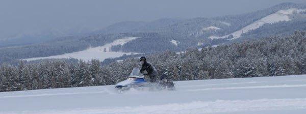 """Abzakovo Snowmobiling"""