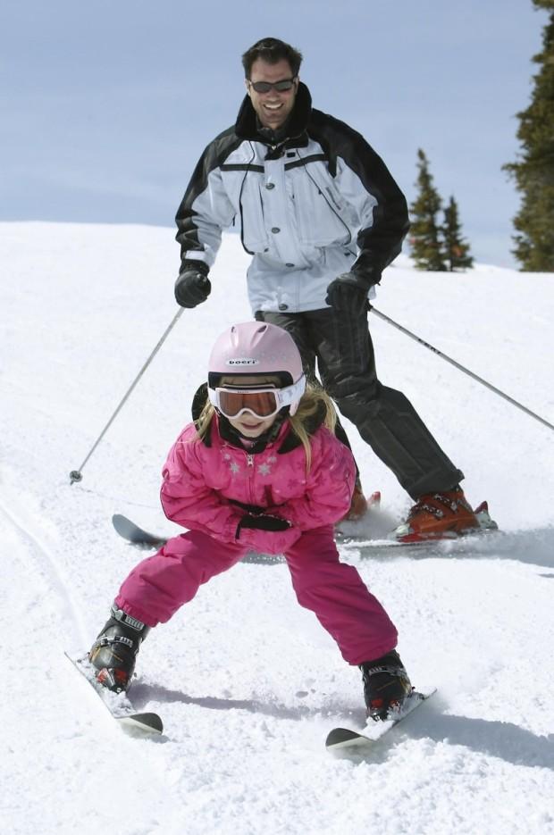 """Alpine Skiing at Mount Kato"""