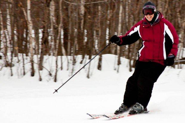 """""""Alpine Skiing at Spirit Mountain"""""""