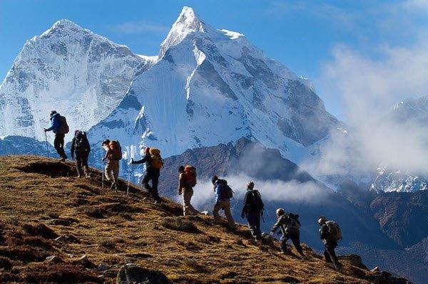 """Mount Everest Base Camp Trekking"""