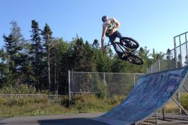 Zero Gravity Skatepark, Mound