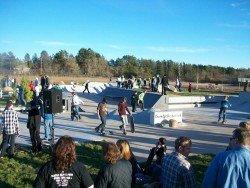 Bemidji Skatepark, Bemidji