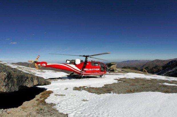 """""""Dombay Heli Skiing"""""""