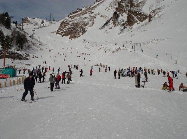 """""""Elbrus-Azau Ski Resort"""""""