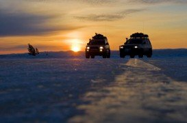 Olkhon Island, Lake Baikal, Siberia