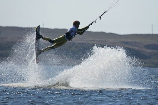 """""""Kitesurfing in Anapa-Blagoveshenskaya"""""""