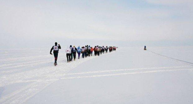 """Lake Baikal Extreme Hiker"""