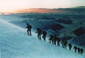 Summit of Mount Elbrus, Mount Elbrus