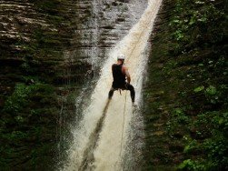 Rufabgo River Gorge-Circassian Rufabgo Waterfalls, Maykop