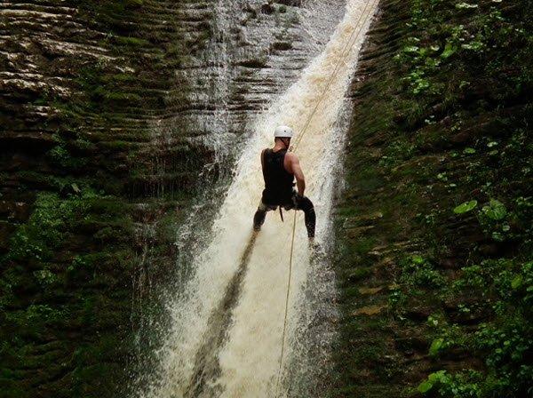 """""""Rufabgo Waterfalls Canyoning"""""""