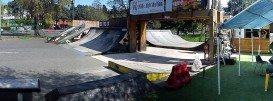 Bunker Skatepark, Rome