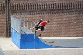 Burnsville Skatepark, Burnsville