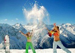 Dombay Ski Resort, Dombay