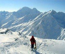 Elbrus (Azau) Ski Resort, Mount Elbrus