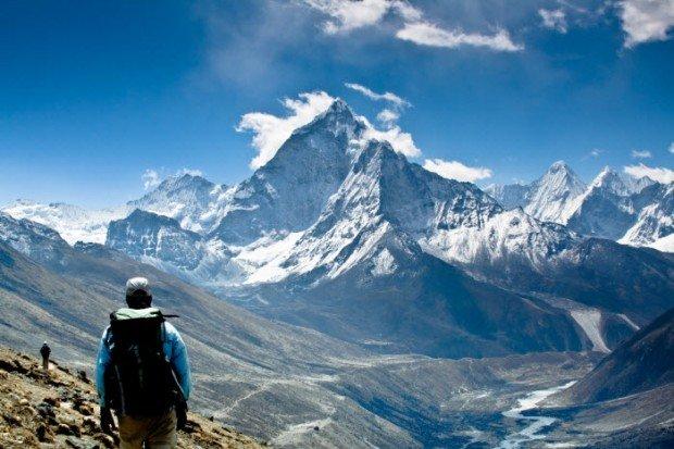 """Trekking the Everest Base Camp"""