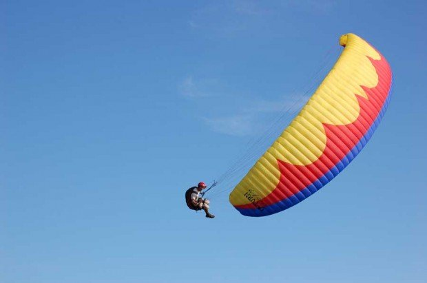 ''paragliding''