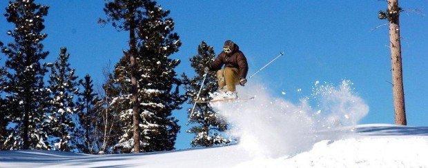 """Alpine Skiing at Ski Mystic"""