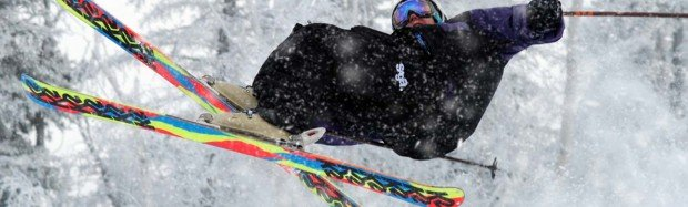 """Alpine Skiing at Terry Peak"""