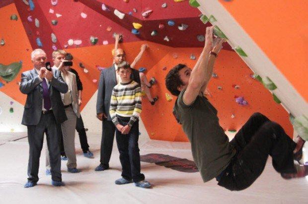 """""""Bouldering Indoors in Tramontana"""""""