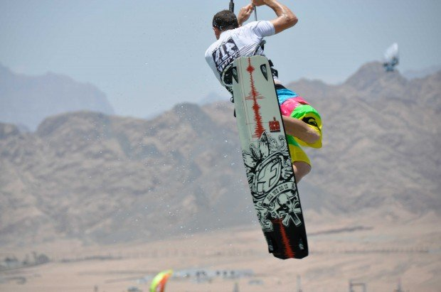 """""""Kitesurfing in Domaso"""""""