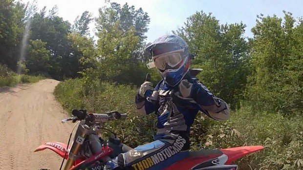 """""""Motocross at Lakeview OHV Park"""""""