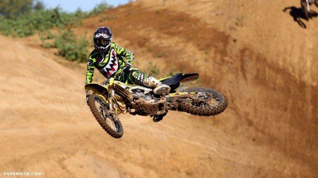 """""""Motocross at Oak Ridge MX Track"""""""