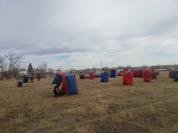 """""""Paintball at Black Hills Paintball"""""""