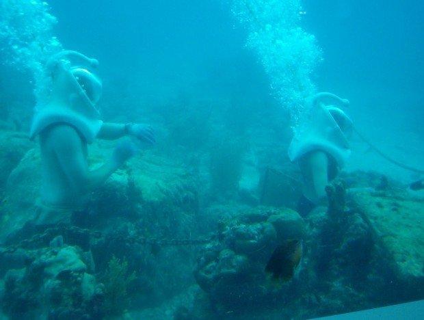 ''Scuba Diving at General Rogers''