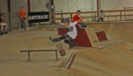 Ollie's Skatepark, Florence