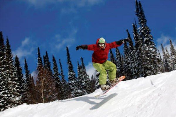 """""""Snowboarder"""""""