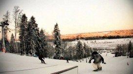 Snezhniy (Korobitsyno) Ski Resort, St. Petersburg