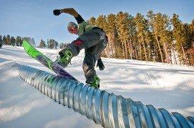 Ski Mystic Deer Mountain, Black Hills