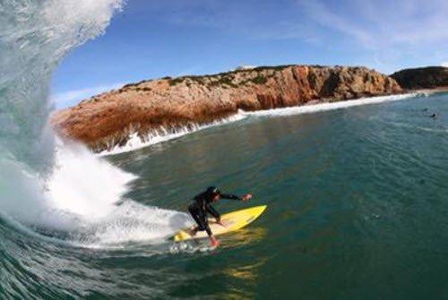 """""""Surfer in São Julião"""""""