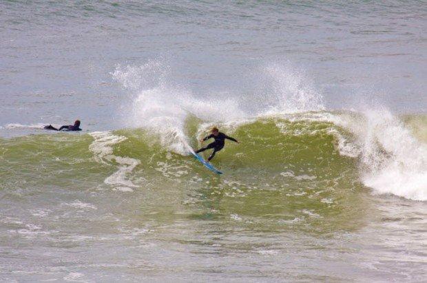 """""""Surfing in Bicas"""""""