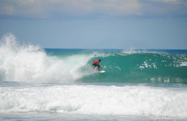 """Surfing in Praia da Guincho"""