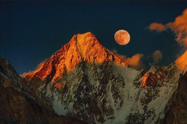 """""""Gasherbrum IV Mountain Peak"""""""