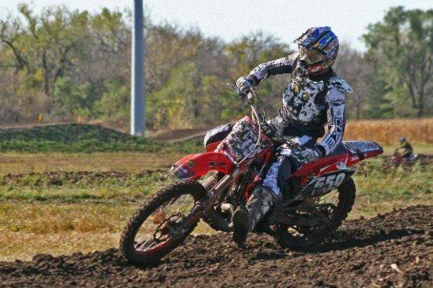 """Motocross at Abbott Sports Complex"""