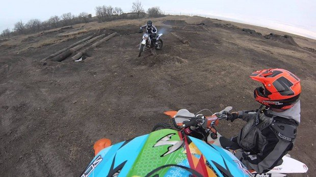 """""""Motocross at Sioux Falls Valley Cycle Club"""""""