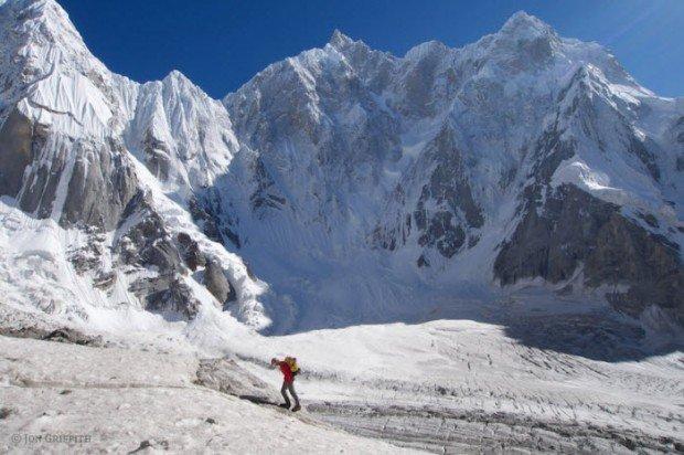 """Mountaineering in Laila Peak - Hushe Valley"""