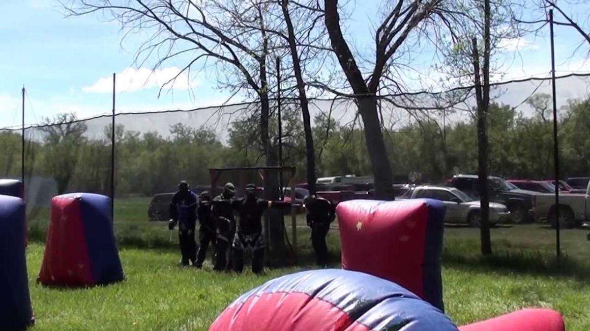 Paintball three brothers paintball bismarck north dakota usa for U motors fargo north dakota