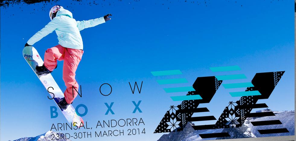 ''Snow Boxx 2014 - Arinsal''