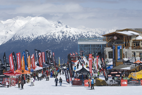''World Ski & Snowboard Festival''