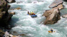 Upper Bhote Koshi River, Kathmandu