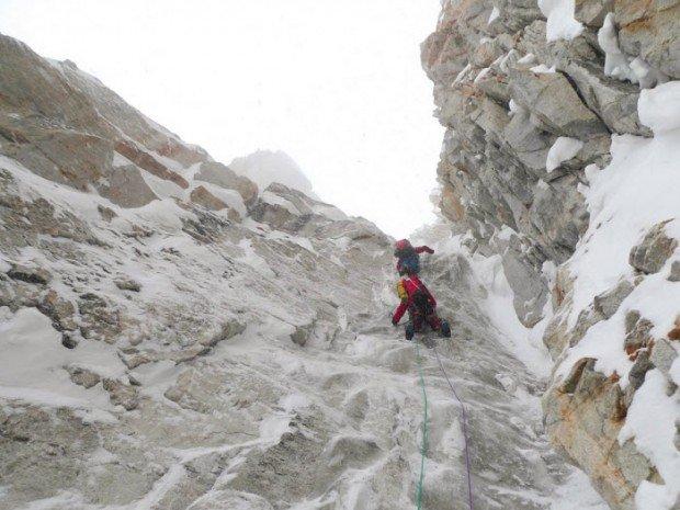 """""""Rock Climbing in Latok I"""""""