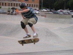 Dike West Skatepark, Fargo