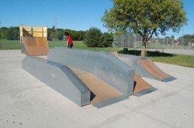 Terria Skatepark, Lincoln