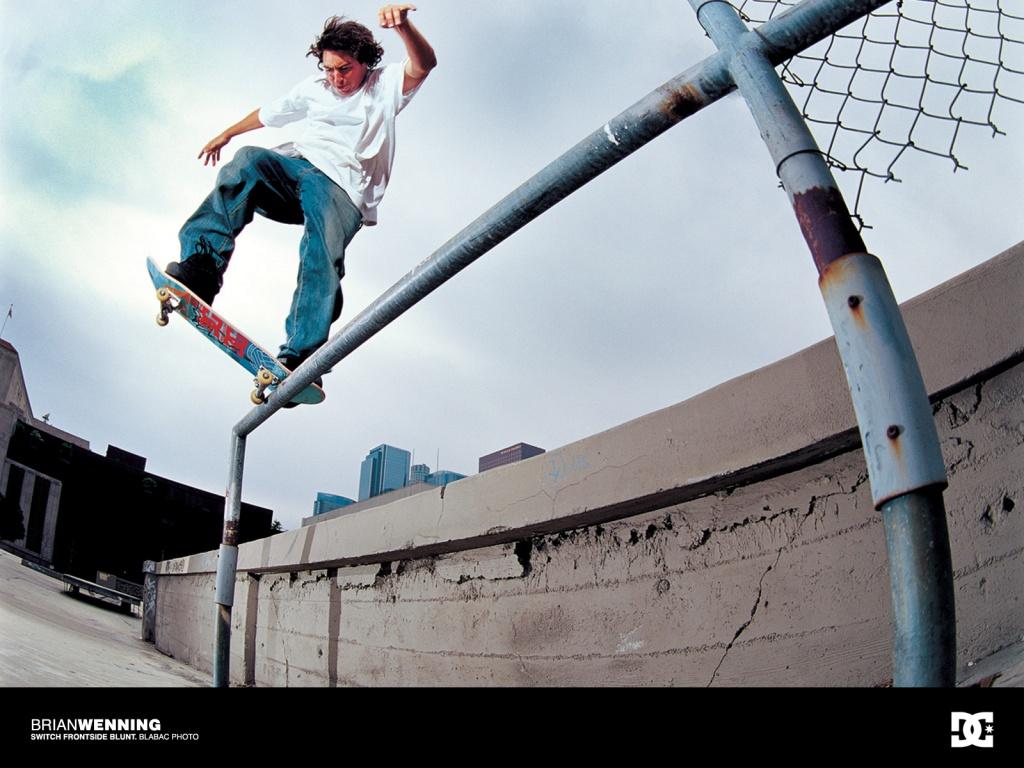 """""""Skateboarding"""""""